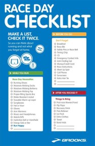 raceday-checklist
