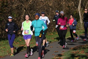 Candy Cane City 5K - Photo by Ken Trombatore