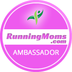 running moms Ambassador_Badge